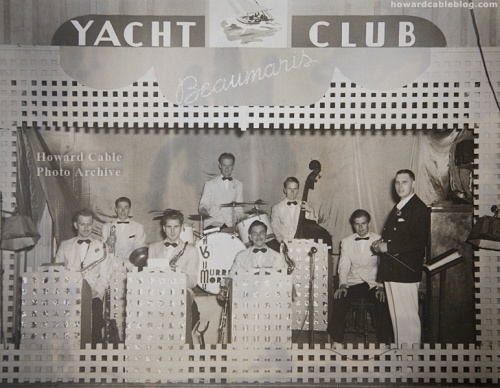 Beaumaris Yacht Club Dance Band  (summer 1940)