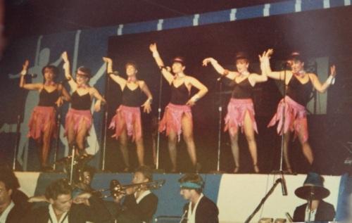 Performers and musicians - Ontario Bi-Centennial Show 1984